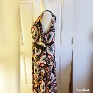 Tommy Hilfiger Dresses - 💎 Tommy Hilfiger maxi v-neck dress. Size 1x